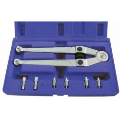 Adjustable Pin Wrench...