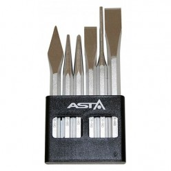 6pc Punch And Chisel Set...