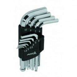 Hex Allen Key Tool Set 10pc...