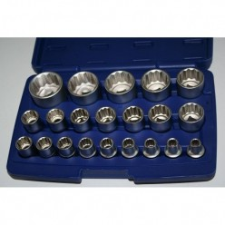 21pc 12PT Wall Rounded...