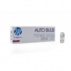M-TECH 10pcs Bulb Set T10...