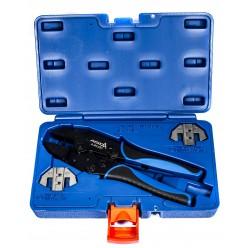 3pc Ratchet Crimping Tool...