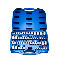 60pc External Torx/ Star/...