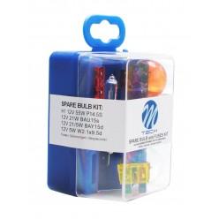 M-Tech spare bulb set H1 12V