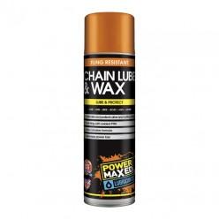 Chain Lube & Wax Spray Can...