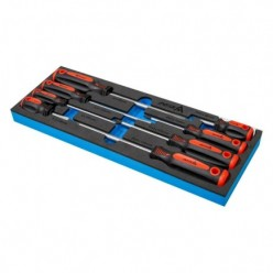 8pcs Philips & Slotted...