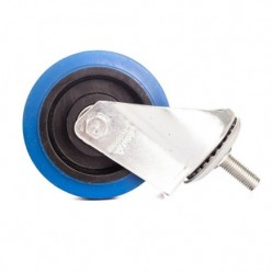Castor with Fixed Swivel...