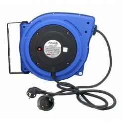 Electrical Reel With Lock